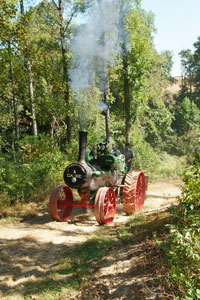 Steam Engine Hill Climbs