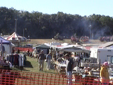 Flea Markets at the Early American Steam Engine Society 53rd Annual Steam-O-Rama.