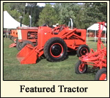 Steam-O-Rama Featured Tractor Photos